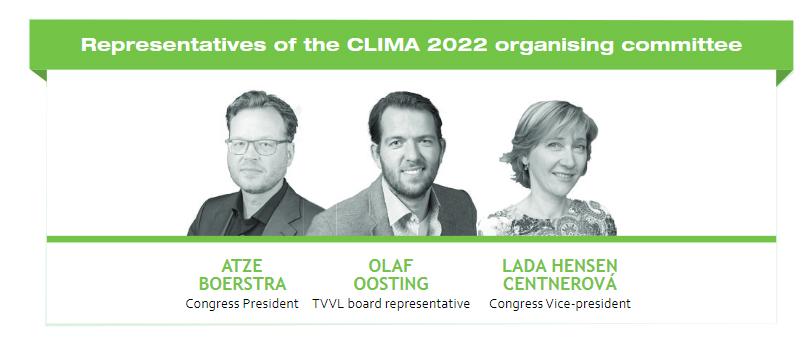 REHVA Journal – CLIMA 2022 announcement